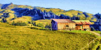 Simkea-Ortschaft:Gutshof
